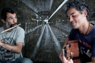 Musiksalon #2 André Renaud & Angelo da Silva / 2017